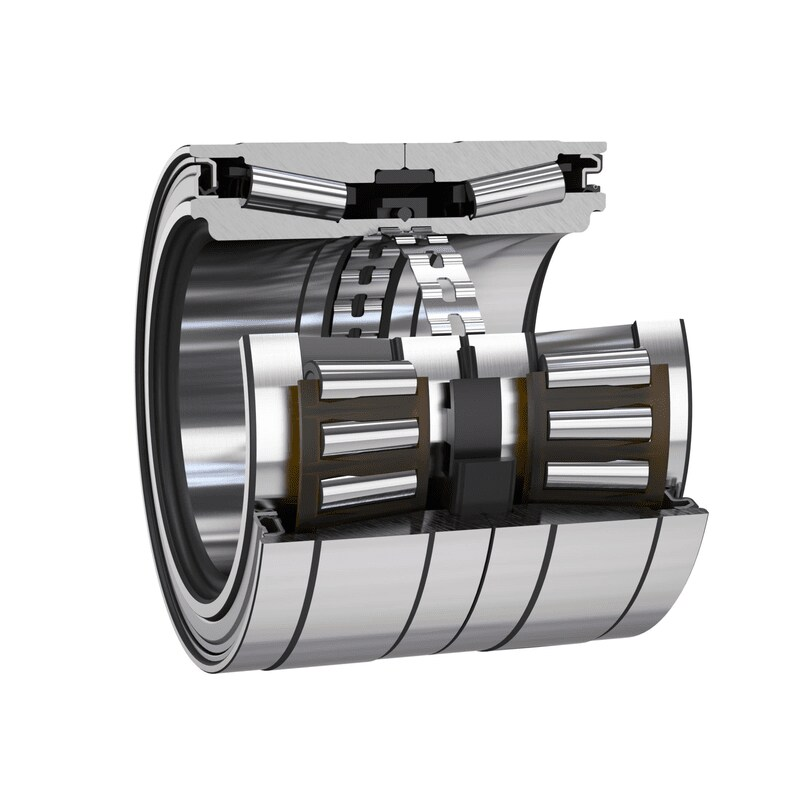 SKF Split Truck Hub Unit