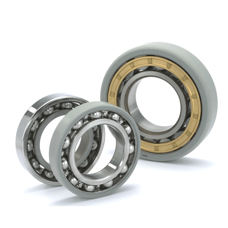 Insulated bearings