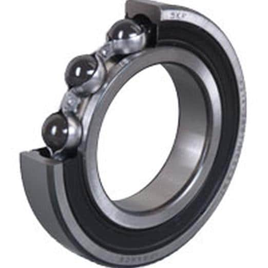 SKF hybrid bearings for high speed electric motors image