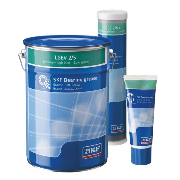 Extremely high viscosity bearing grease with solid lubricants