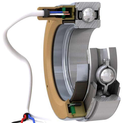 SKF Rotor Positioning Sensor-Bearing Unit