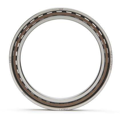 Angular contact ball bearing image 1