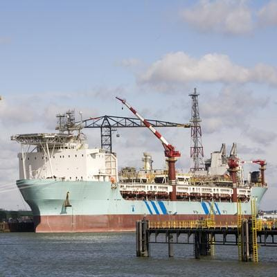 FPSO (Floating Production Storage Offloading)