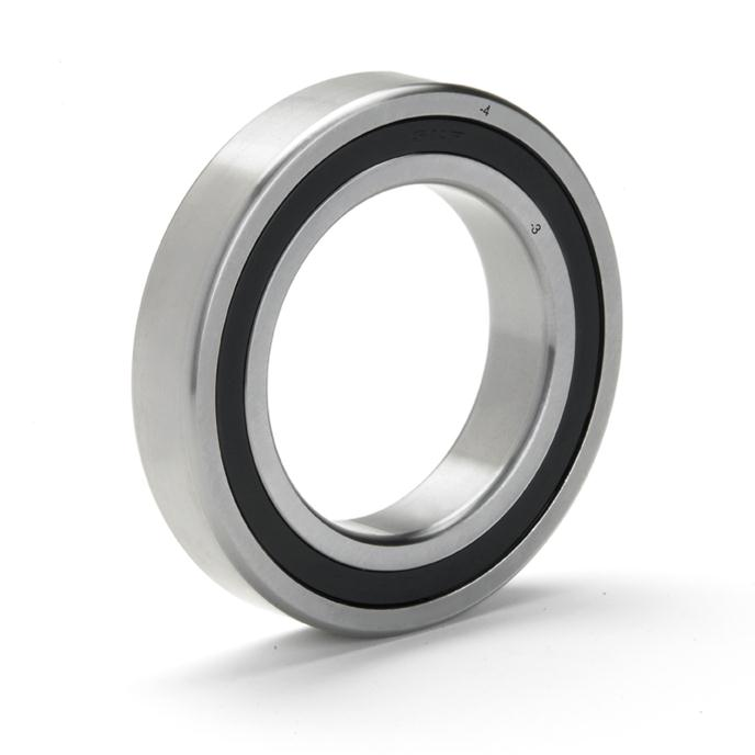 Sealed bearings with wide temperature (WT) grease