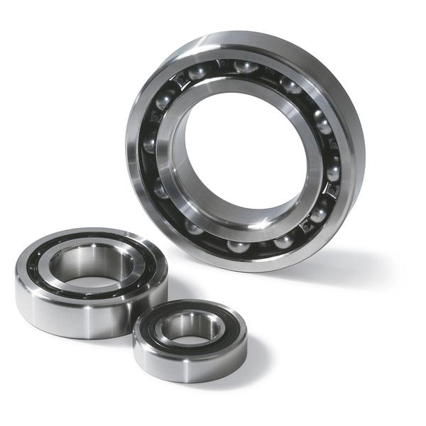 Single row deep groove ball bearings for air conditioners image