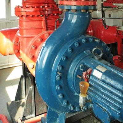 fire suppression pump