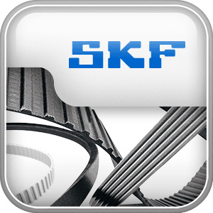SKF Belt Calculator (Calculateur de courroie SKF)