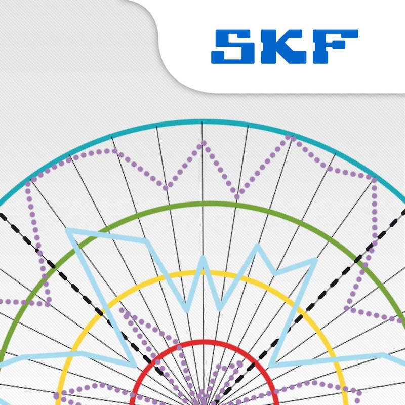SKF Data Collect App icon