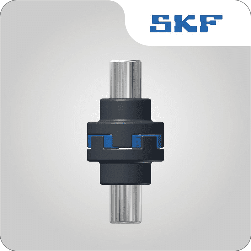App TKSA Shaft alignment - Vertical shaft