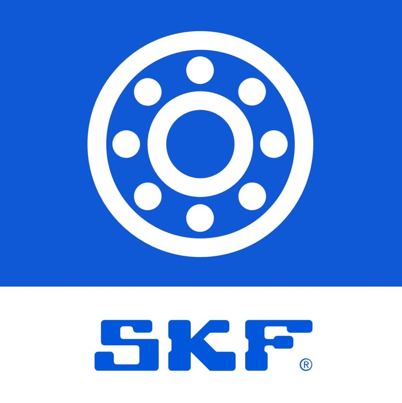 SKF Bearing Select Icon online blue