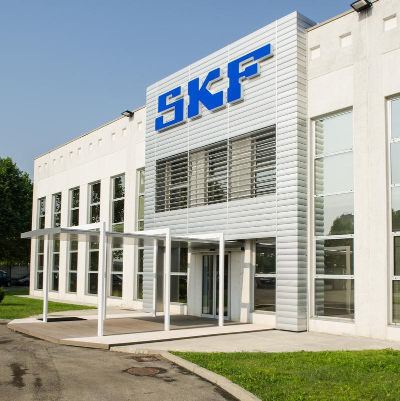 Tour virtuale della SKF Solution Factory in Italia