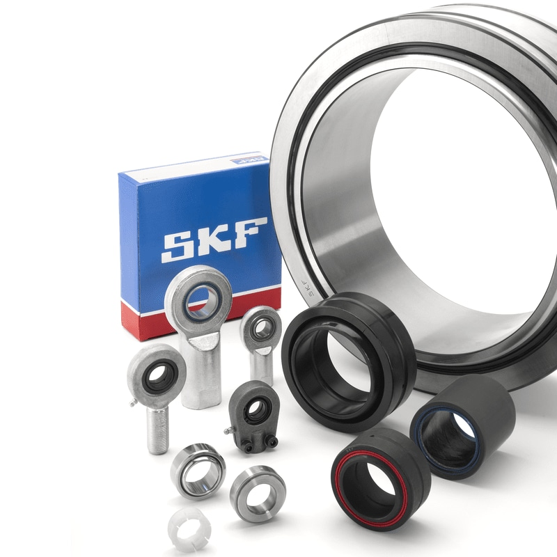 Spherical plain bearings, bushings and rod ends