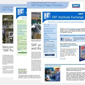 SKF Newsletter