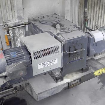 Air preheater in power plant