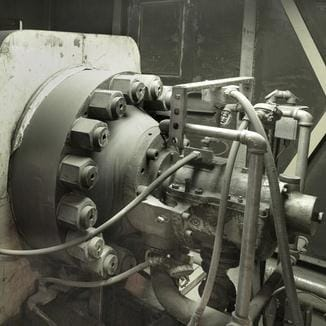 Boiler feedwater pump
