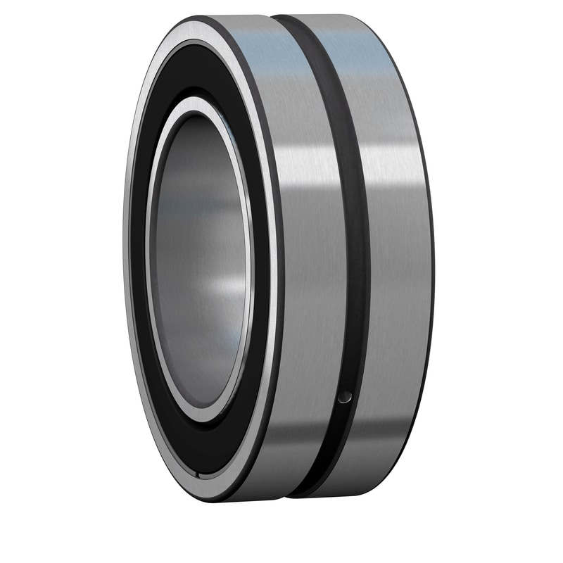 Sealed spherical roller bearing