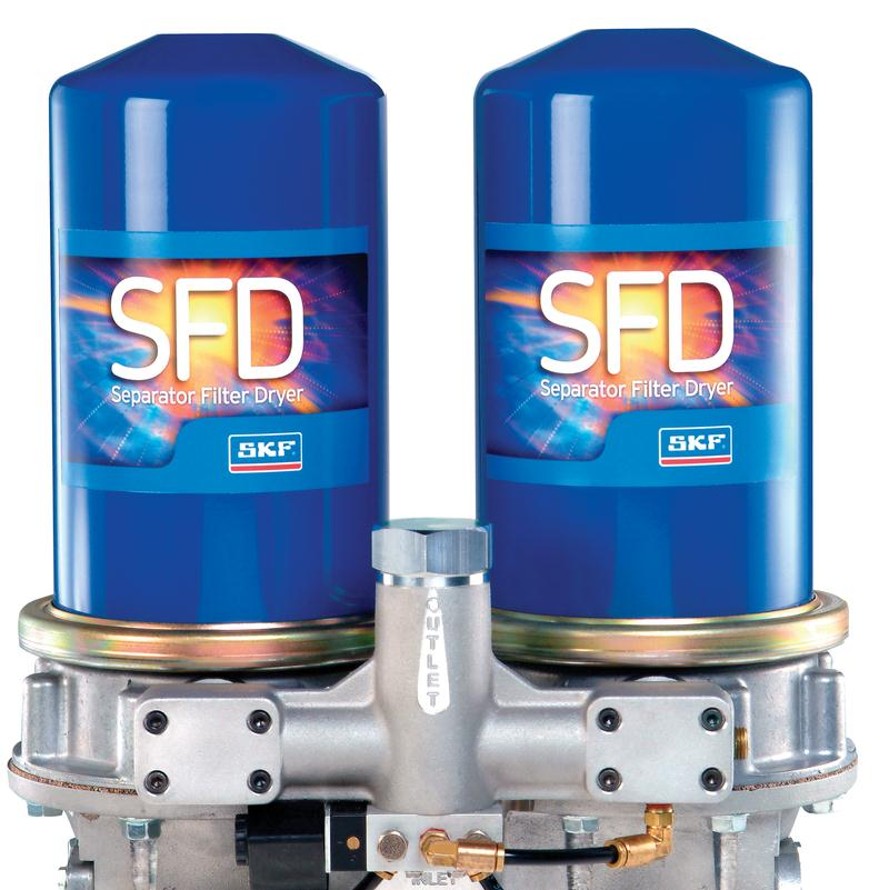 SKF VSM Separator Filter Dryer