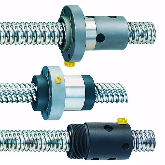 Ball screws