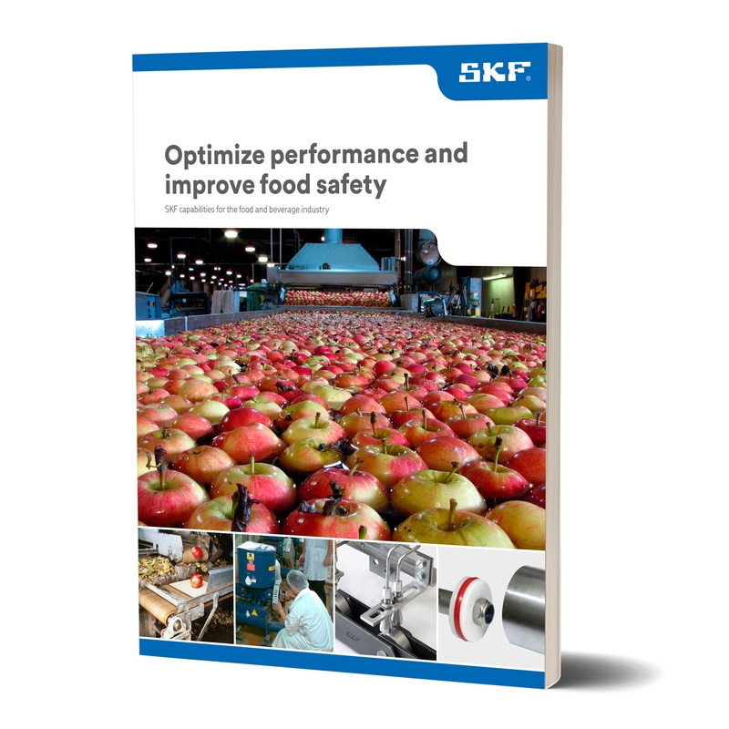 SKF Food and Beverage Capability EN 2016 cover