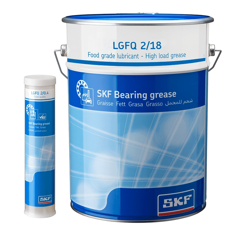 LGFQ 2 high load food grade grease
