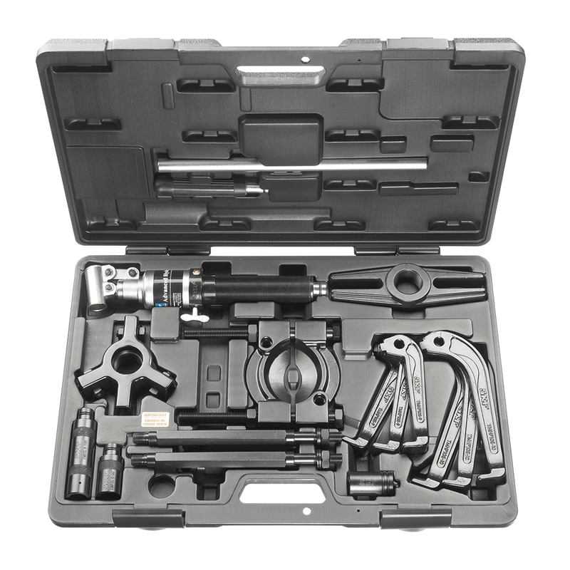 Hydraulic puller kit