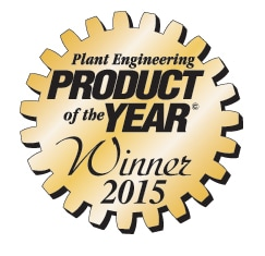 Plant Engineering Product of the Year logo