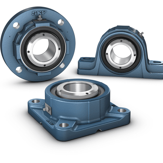 SKF ConCentra roller bearing units