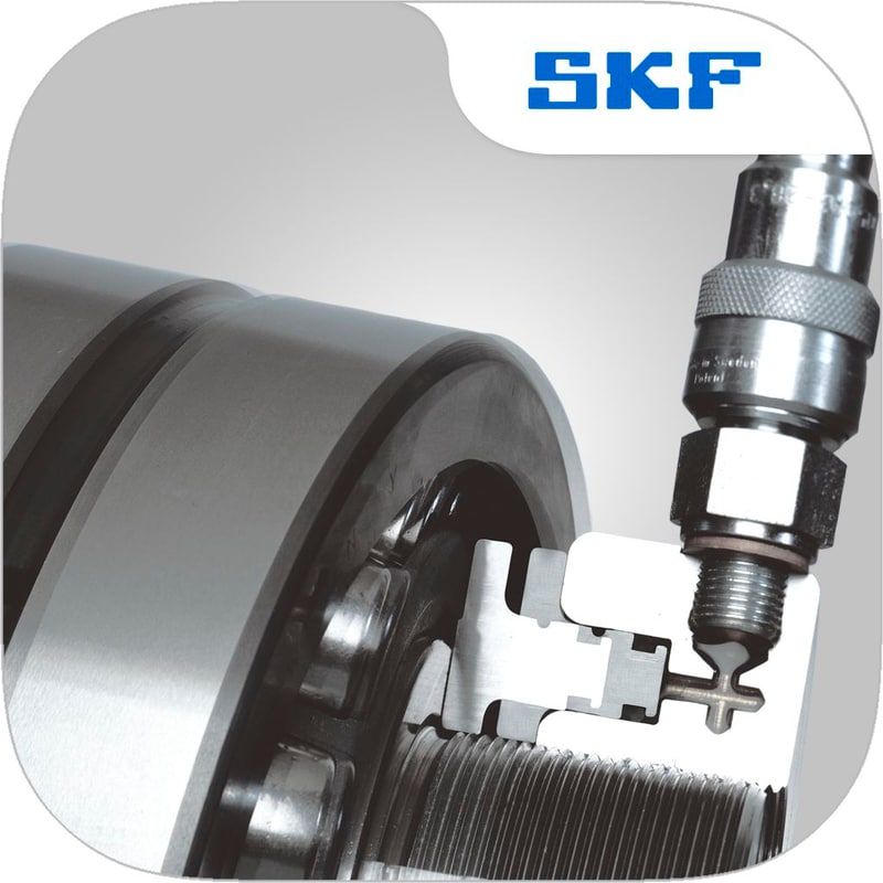 Ícone do Método SKF Drive-up
