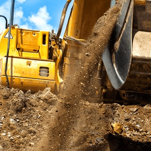 Lubrication systems for construction machines