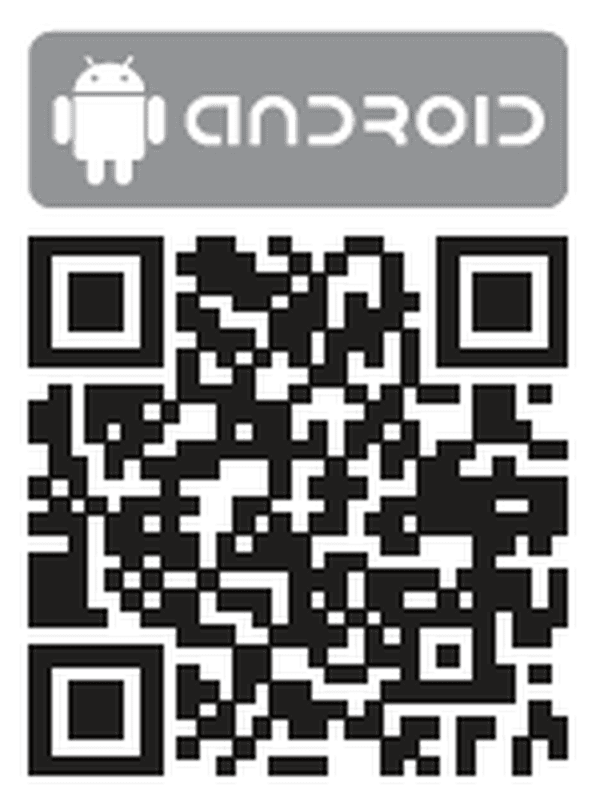 Código QR do SKD DialSet no Android Market
