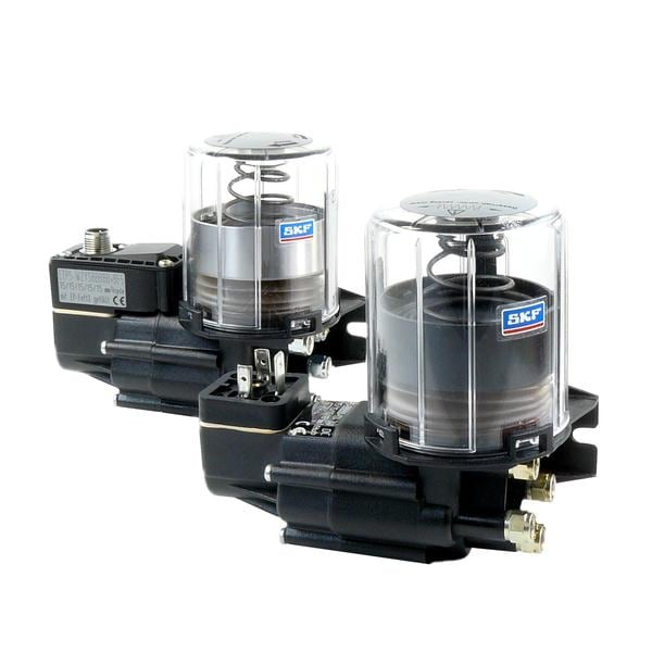 SKF Multipoint lubricators