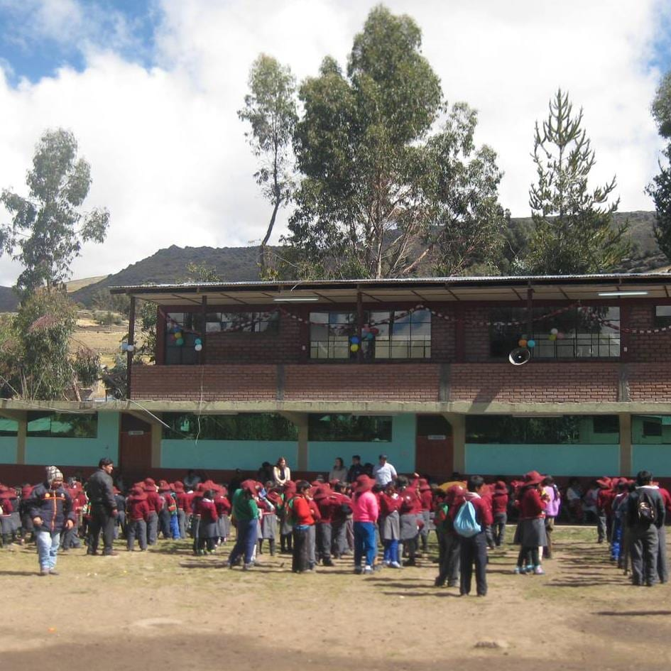 Peru: School construction