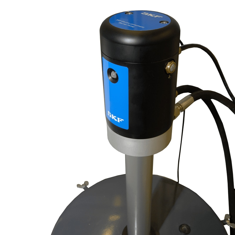 SKF Electro-pneumatic Barrel Pump