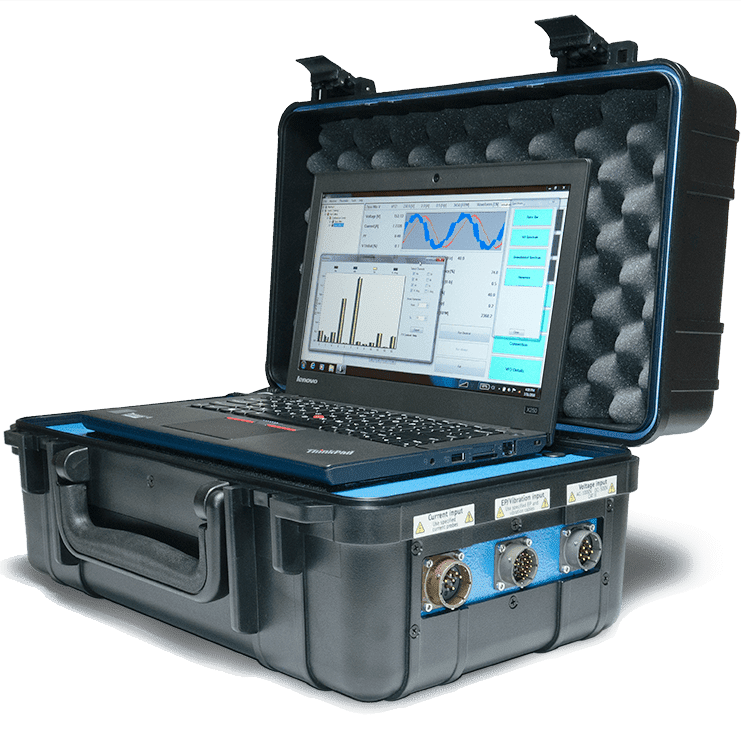SKF EXP4000 dynamic motor analyzer