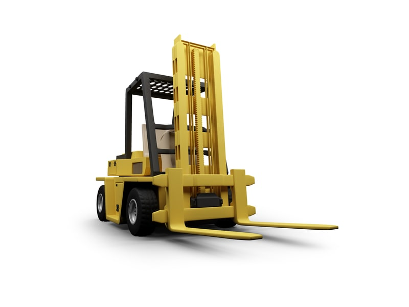 SKF Fork lift solutions