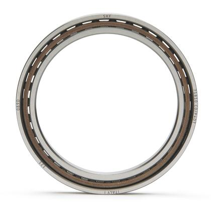 Angular contact ball bearings promo image
