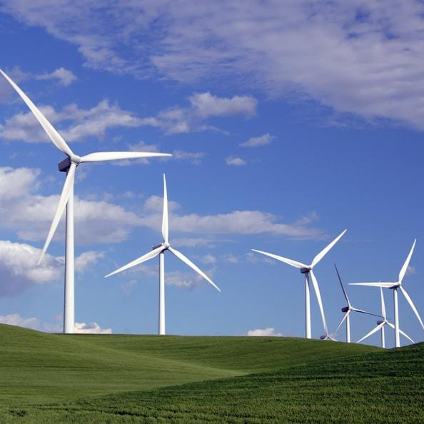 Wind energy systems need proper lubrication to function optimally