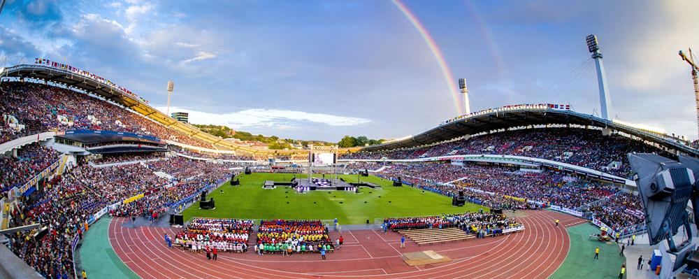 Meet the World and Gothia Cup