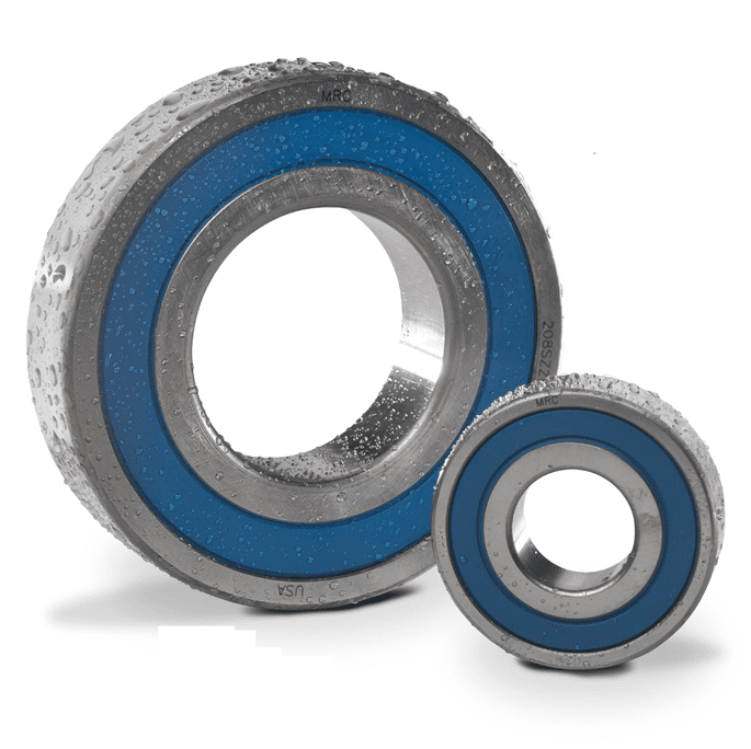 MRC Ultra Corrosion resistant deep groove ball bearing