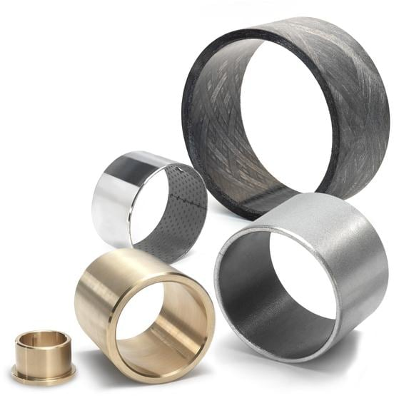 SKF plain bushings for compressors