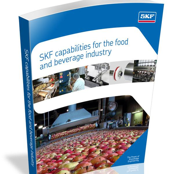 SKF Food and beverage capability brochure