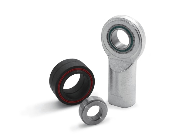 Spherical plain bearings and rod ends