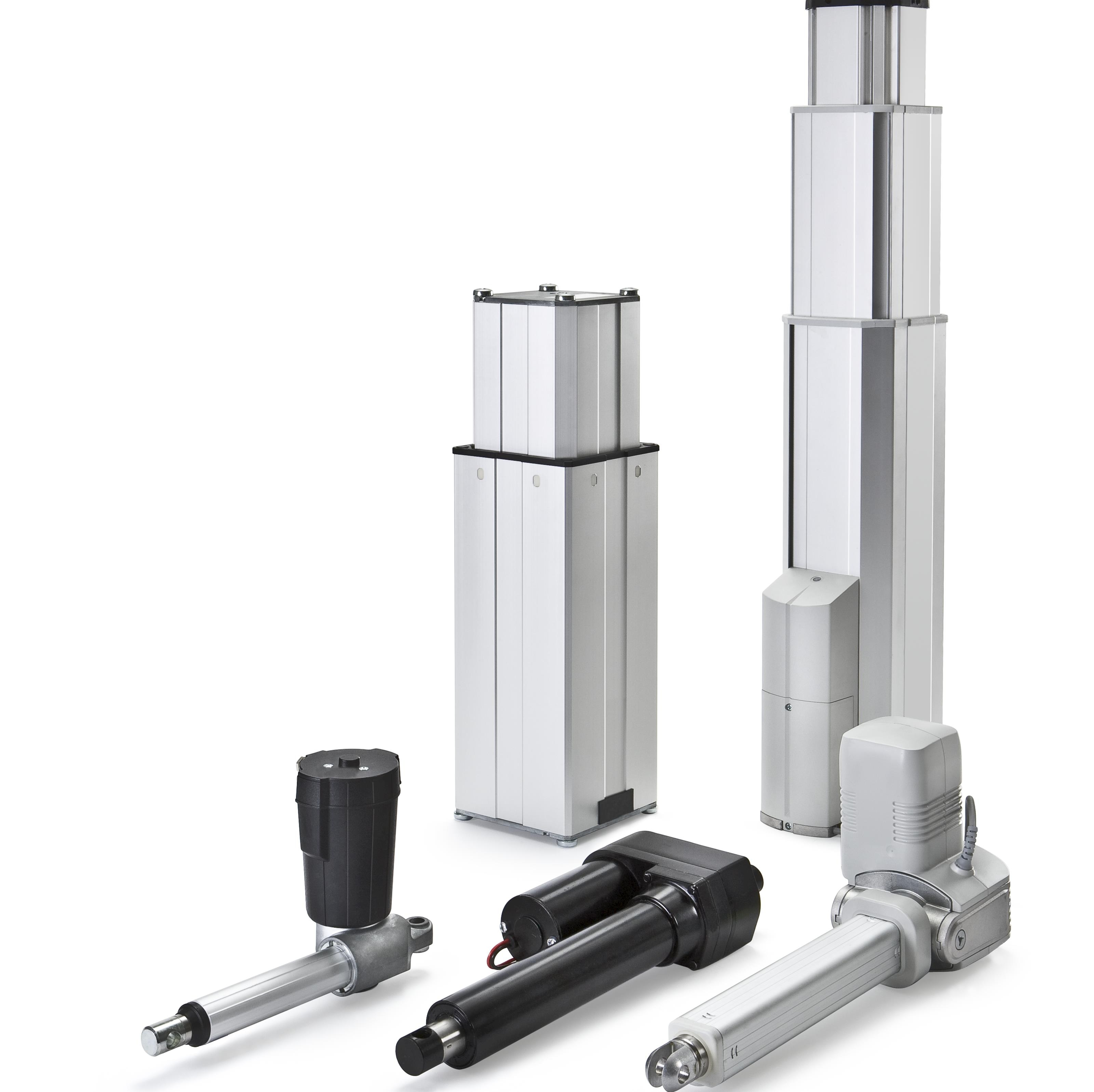 SKF Actuation System range overview