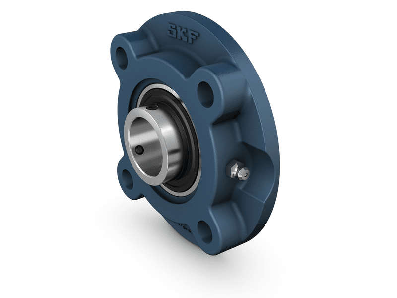 Round flanged unit, series UCFC