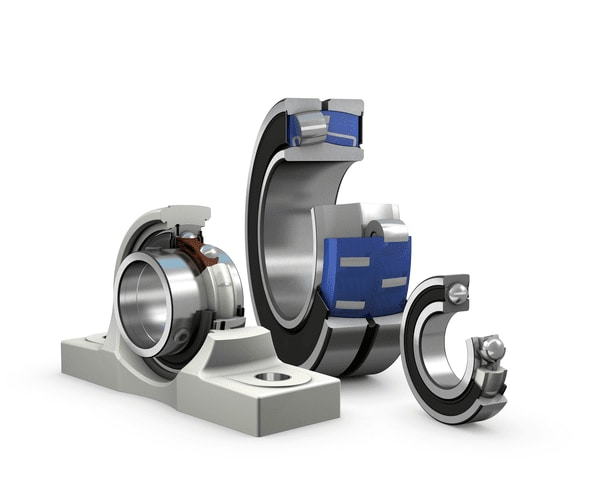 Productos SKF rellenos de Solid Oil